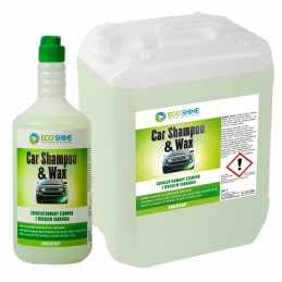 CAR SHAMPOO & WAX 1L -...